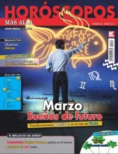 Horóscopos Mas Allá – Marzo, 2016 [PDF]
