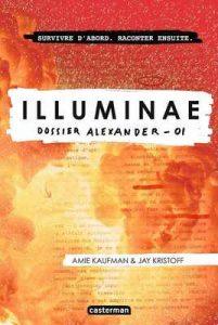 Illuminae, Tome 1 : Dossier Alexander – Amie Kaufman, Jay Kristoff [ePub & Kindle] [French]