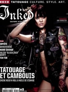 Inked #9 Mai-Juin, 2012 [PDF]