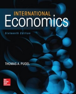 International Economics – Thomas A. Pugel [PDF] [English]