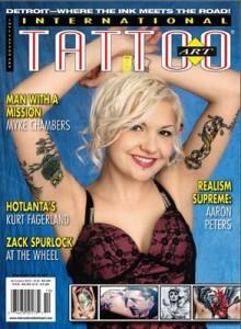 International Tattoo Art October, 2011 [PDF]