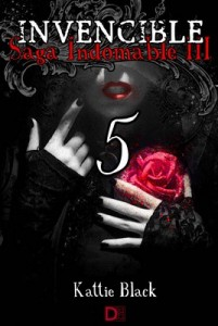Invencible. Quinta parte Saga Indomable III – Kattie Black [PDF]