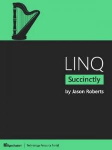 LINQ Succinctly – Jason Roberts [PDF] [English]
