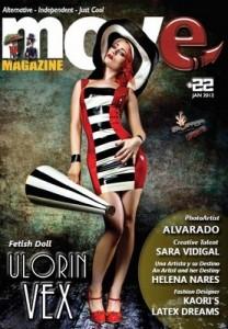 MOVE Magazine #22, 2012 [PDF]