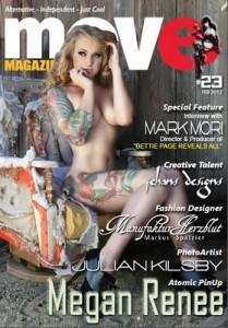 MOVE Magazine #23, 2012 [PDF]