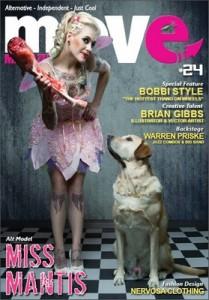 MOVE Magazine #24, 2012 [PDF]