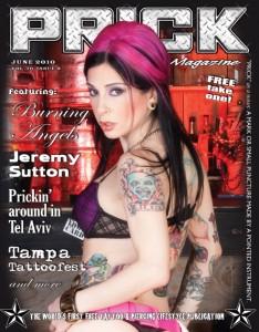 Prick Magazine June, 2010 [PDF]