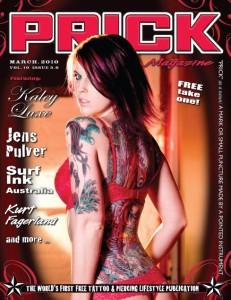 Prick Magazine March, 2010 [PDF]
