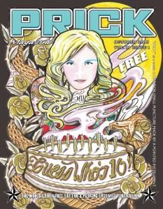 Prick Magazine October, 2010 [PDF]