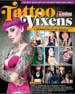 Skin Deep 2010 Tattoo Vixens #1 [PDF]