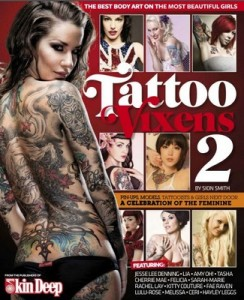 Skin Deep 2012 Tattoo Vixens #2 [PDF]