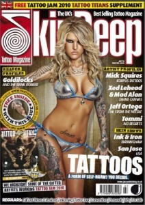 Skin Deep July, 2010 [PDF]