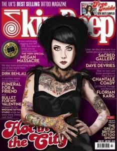 Skin Deep July, 2012 [PDF]