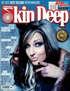 Skin Deep October, 2011 [PDF]