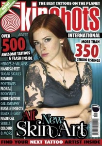 Skin Shots International April March, 2011 [PDF]