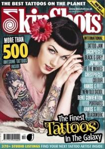 Skin Shots International October November, 2011 [PDF]
