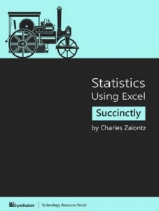 Statistics Using Excel Succinctly – Charles Zaiontz [PDF] [English]