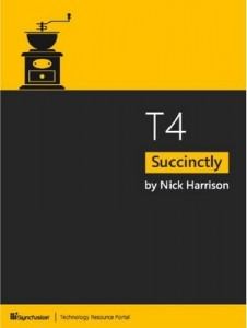 T4 Succinctly – Nick Harrison [PDF] [English]