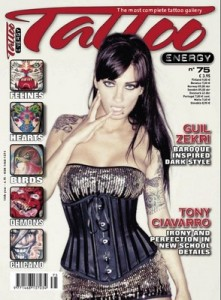 Tattoo Energy #75 UK February March 2012 [PDF]