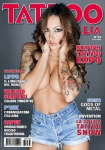 Tattoo Italia September October, 2012 [PDF]