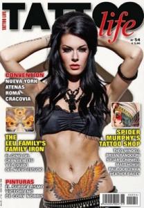 Tattoo Life #54 November December, 2011 [PDF]
