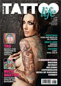 Tattoo Life #71 UK July August, 2011 [PDF]