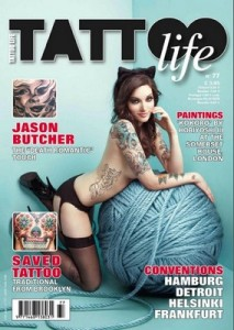 Tattoo Life #77 UK July August, 2012 [PDF]