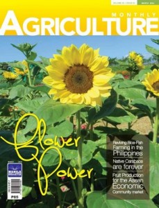 Agriculture – March, 2016 [PDF]