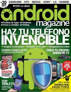 Android Magazine – Marzo-Abril, 2016 [PDF]