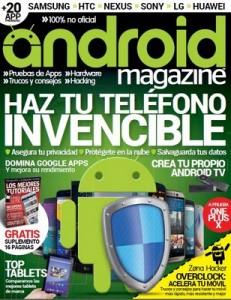 Android Magazine – Marzo-Abril, 2016 [PDF]