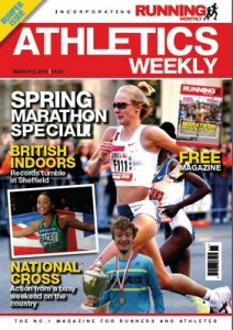 Athletics Weekly UK – 3 March, 2016 [PDF]