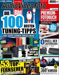 Audio Video Foto Bild – April, 2016 [PDF]