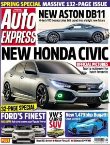 Auto Express UK – 2 March, 2016 [PDF]