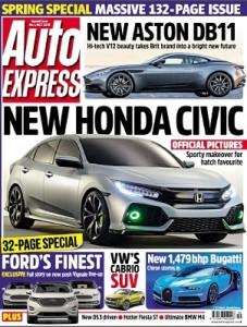 Auto Express UK – 2 March, 2016 [PDF]