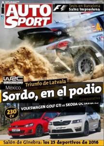 Auto Sport – 08 Marzo, 2016 [PDF]
