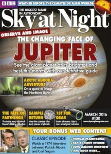 BBC Sky at Night UK – March, 2016 [PDF]
