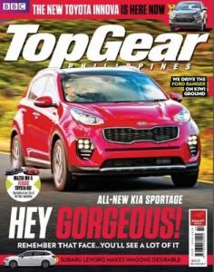 BBC Top Gear Philippines – March, 2016 [PDF]