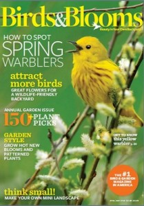 Birds & Blooms – April – May, 2016 [PDF]