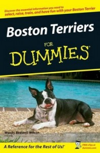 Boston Terriers for Dummies – Wendy Bedwell-Wilson [PDF] [English]