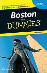Boston for Dummies (4th Edition) – Marie Morris [PDF] [English]