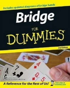 Bridge for Dummies (2nd Edition) – Eddie Kantar [PDF] [English]