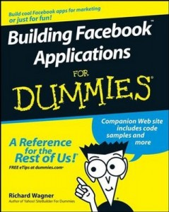 Building Facebook Applications for Dummies – Richard Wagner [PDF] [English]