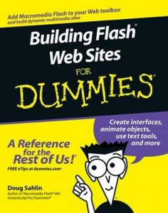 Building Flash Web Sites for Dummies – Doug Sahlin [PDF] [English]