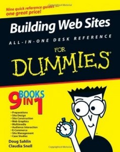 Building Web Sites ALL-IN-ONE DESK REFERENCE for Dummies – Doug Sahlin, Claudia Snell [PDF] [English]