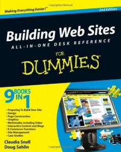 Building Web Sites ALL-IN-ONE for Dummies (2nd Edition) – Doug Sahlin, Claudia Snell [PDF] [English]