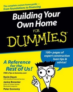 Building Your Own Home for Dummies – Kevin Daum, Janice Brewster, Peter Economy [PDF] [English]