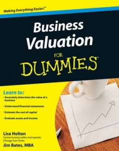 Business Valuation for Dummies – Lisa Holton, Jim Bates [PDF] [English]
