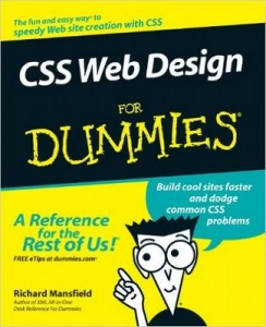 CSS Web Design for Dummies – Richard Mansfield [PDF] [English]