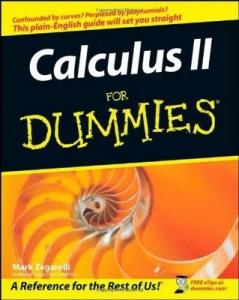 Calculus II for Dummies – Mark Zegarelli [PDF] [English]