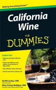 California Wine for Dummies – Ed McCarthy, Mary Ewing-Mulligan [PDF] [English]